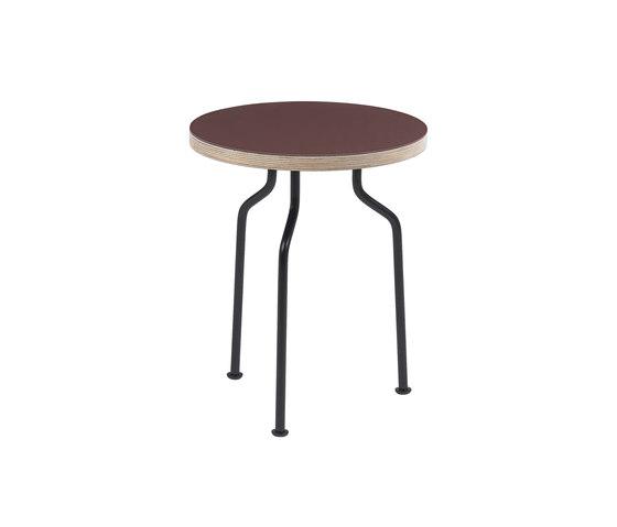 Modern Line Side Table by GUBI   Side tables