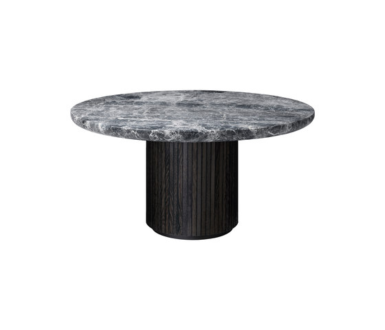 Moon Coffee Table - Round by GUBI | Coffee tables