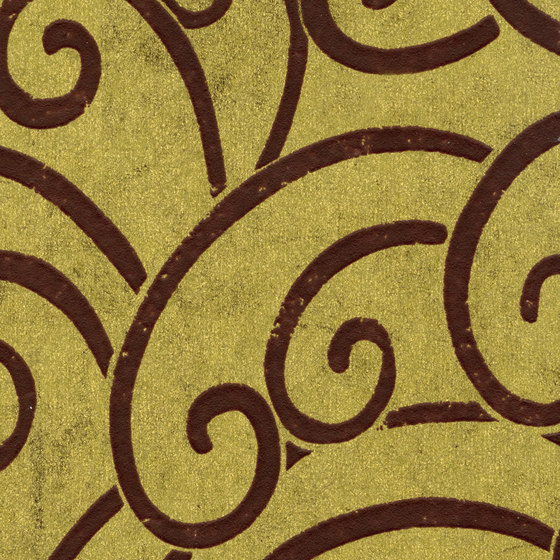 Domino | Volutes RM 253 07 de Elitis | Revestimientos de paredes / papeles pintados