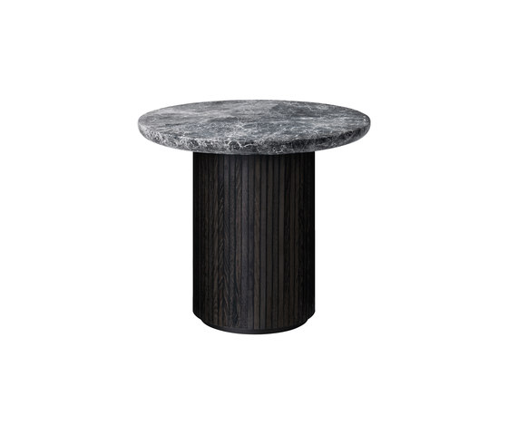 Moon Lounge Table - Round de GUBI | Tables basses