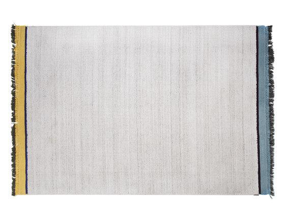 Indoor Handloom | Elemental von Warli | Formatteppiche