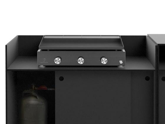 Ticino Kitchen Heat by conmoto | Modular kitchens