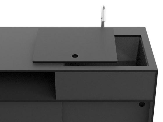 Ticino Kitchen Water de conmoto | Cocinas modulares