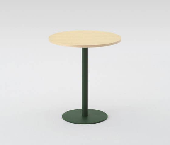 T&O Round table 63 by MARUNI | Bistro tables