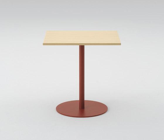 T&O Table 70 (Rectangular) di MARUNI | Tavoli bistrò