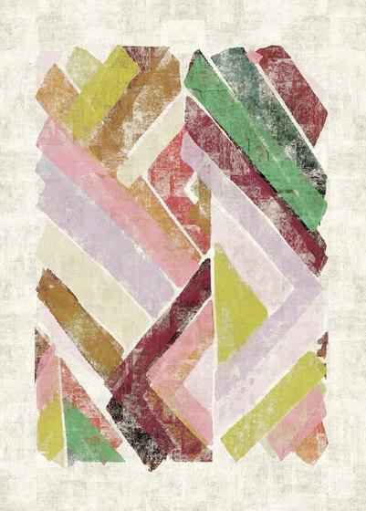 Domino | Allégorie RM 256 01 di Elitis | Quadri / Murales