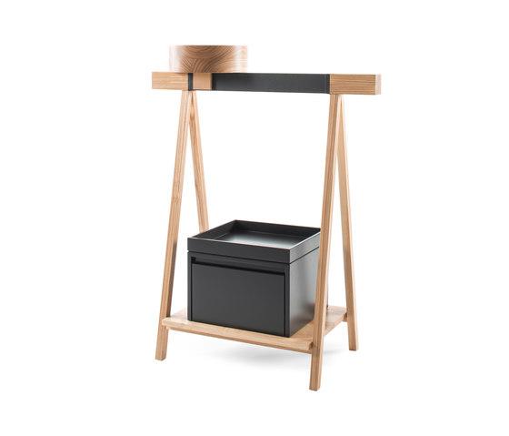 Habit Aufbewahrungsmöbel | Schubkastenbox | Schale by conmoto | Clothes racks