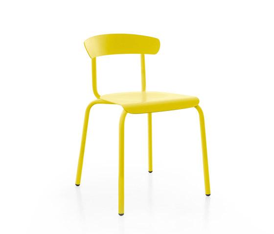 Alu Mito Stuhl by conmoto   Chairs