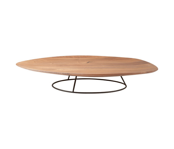 Pebble | Low Table Concave Top by Ligne Roset | Coffee tables