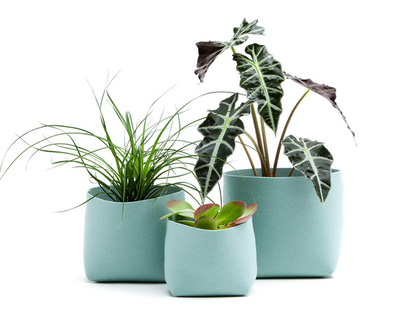Silo by HEY-SIGN | Plant pots