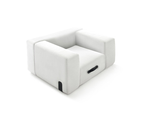 Miami Lounger by conmoto   Armchairs