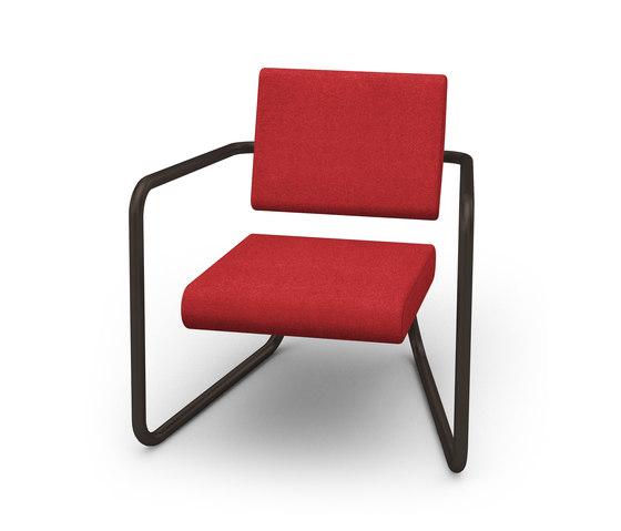 Steeler armchair di Lonc | Poltrone