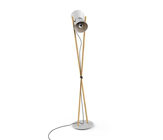 Diabolo floor, lamp de Lonc | Luminaires sur pied
