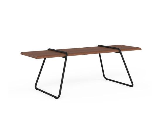 Clip-board 220, table di Lonc | Tavoli pranzo