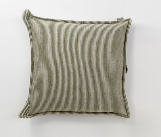 Accessories | Site Soft Stripes Outdoor cushion by Warli | Cushions