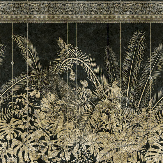 Tampura by Inkiostro Bianco | Wall coverings / wallpapers