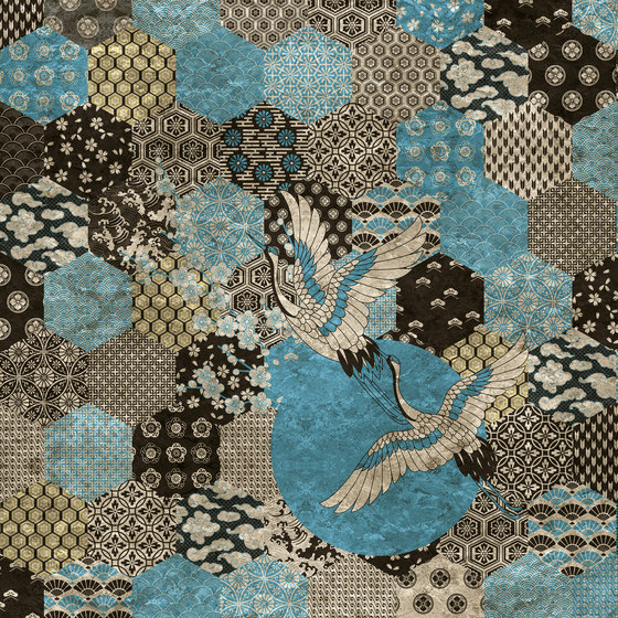 Kioto by Inkiostro Bianco | Wall coverings / wallpapers