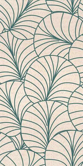 Ventaglio di Inkiostro Bianco | Pannelli per pareti