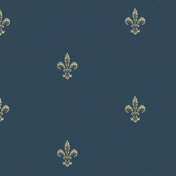 Aleksandria C | Colour Blue di DEKOMA | Tessuti decorative