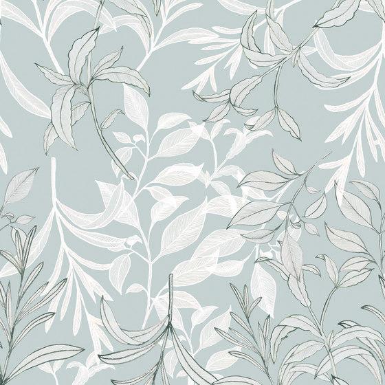 Foglia D´Oro by Inkiostro Bianco | Drapery fabrics
