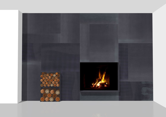 Freedom by YDF | Open fireplaces
