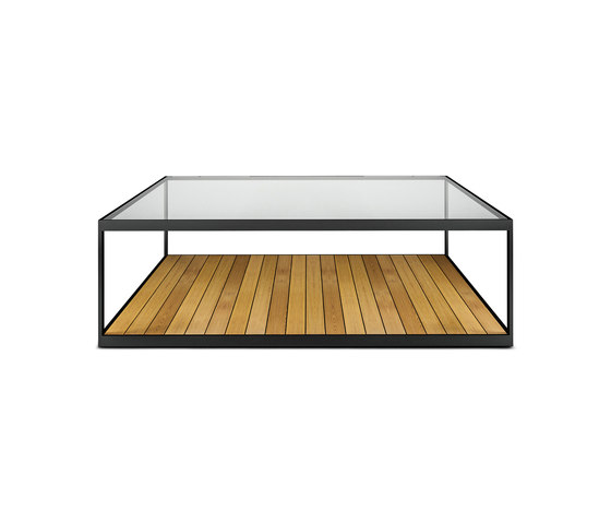 Garden Moore | Coffee Table Glass top by Röshults | Coffee tables