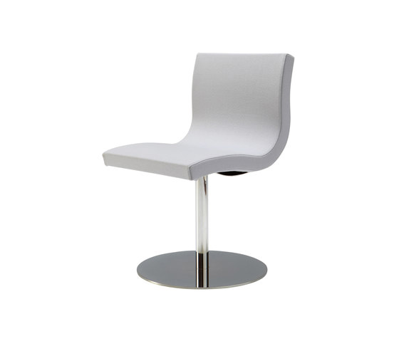 Sala | Chair Circular Base by Ligne Roset | Chairs