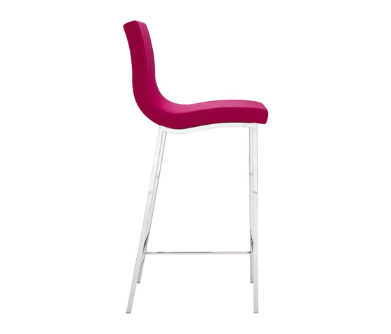 Sala | Bar-Chair High Square Section Feet by Ligne Roset | Bar stools