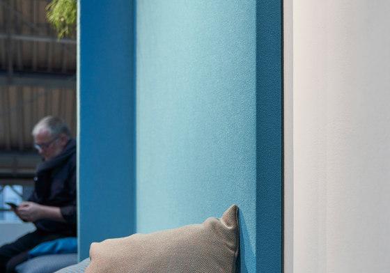 WALL COVER - Edge di acousticpearls | Sistemi assorbimento acustico decorazioni parete