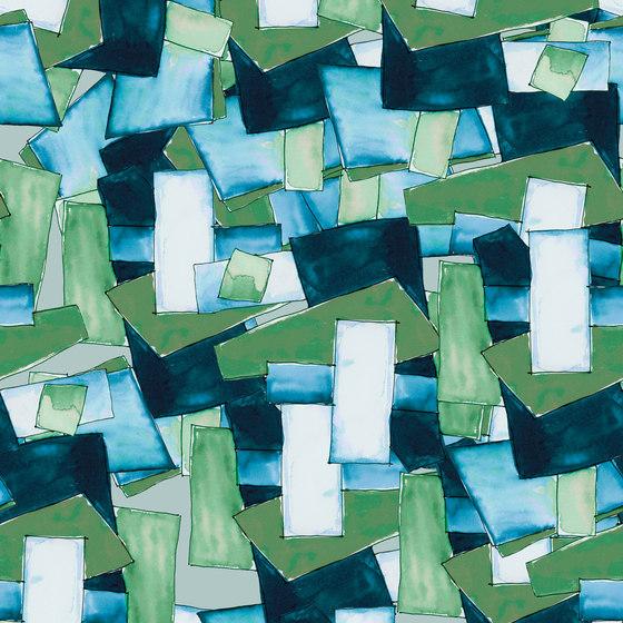Corallo di Inkiostro Bianco | Tessuti decorative