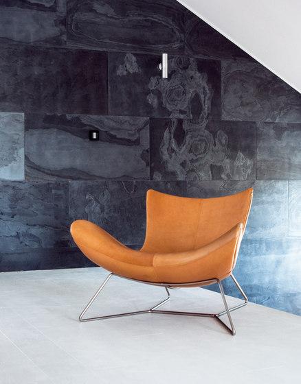 Steel Black by Skinrock | Wall veneers
