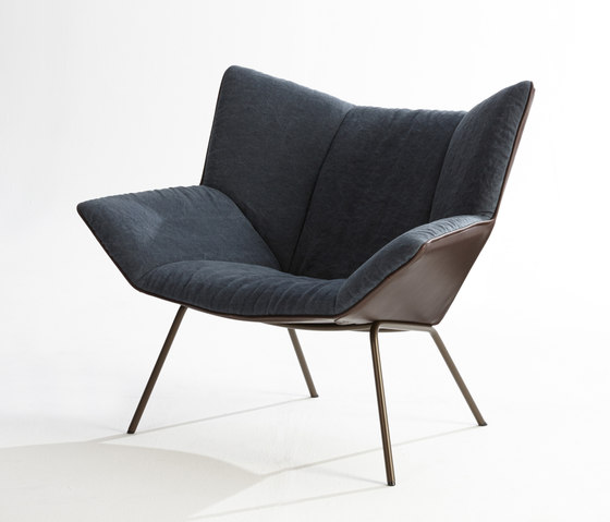 Gustav by Label van den Berg | Armchairs