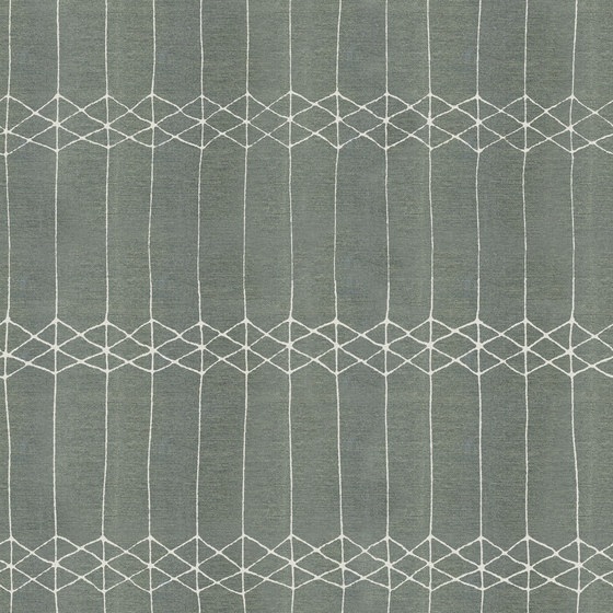 Tiziano | Colour Grey 277 by DEKOMA | Drapery fabrics