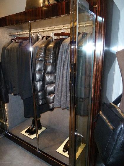 Clothes Rail In Metal de YDF   Percheros