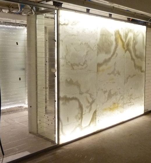 Strutture In Metallo Per Arredo di YDF | Sistemi di pareti divisorie