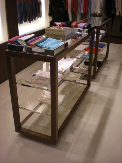 Custom Display Units by YDF | Display cabinets