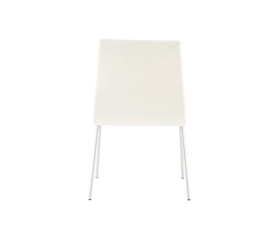 TV | Chair Brilliant Chromed Base by Ligne Roset | Chairs