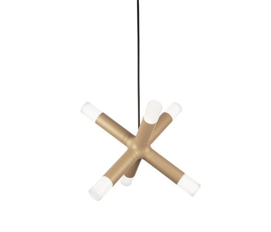 Mytés S outdoor de Leucos | Lámparas exteriores de suspensión