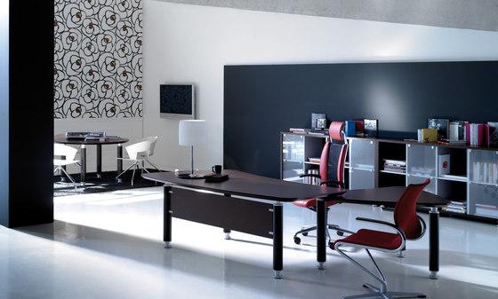 Oceanus Executive Desk de Guialmi | Escritorios