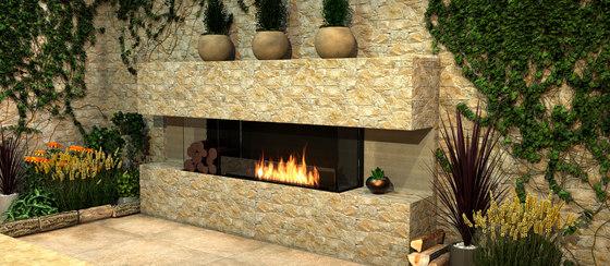 Flex 68BY.BXL by EcoSmart Fire | Fireplace inserts