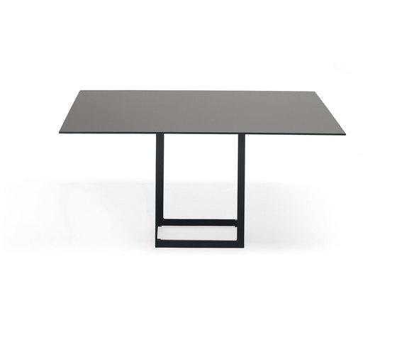 Leonardo Quad Natural de YDF | Tables de repas