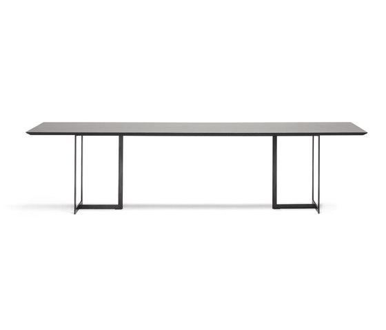 Leonardo Rett Natural de YDF | Tables de repas