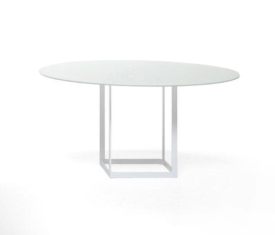 Leonardo Tondo Natural by YDF | Dining tables