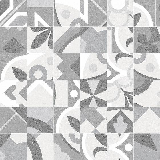 GROUND | D.MILA COLD MOSAIC/SF de Peronda | Carrelage céramique