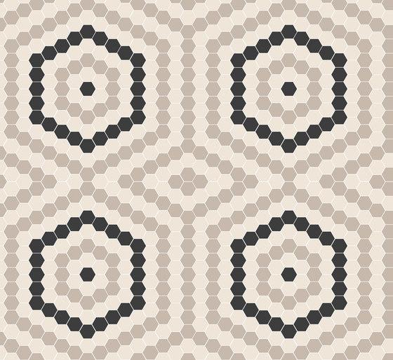 Geometric - Radial by Hisbalit | Glass mosaics