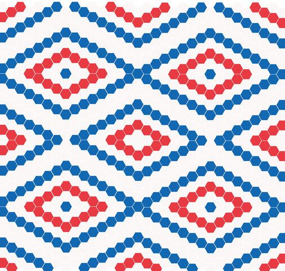 Geometric - Nordico di Hisbalit | Mosaici vetro