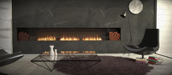Flex 158SS.BX2 by EcoSmart Fire | Open fireplaces