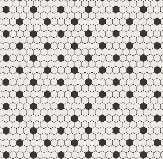 Retro - Dots von Hisbalit | Glas Mosaike