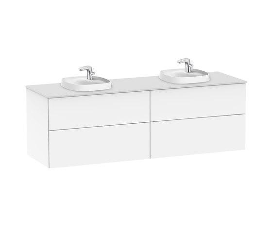 Beyond | Base unit di ROCA | Mobili lavabo