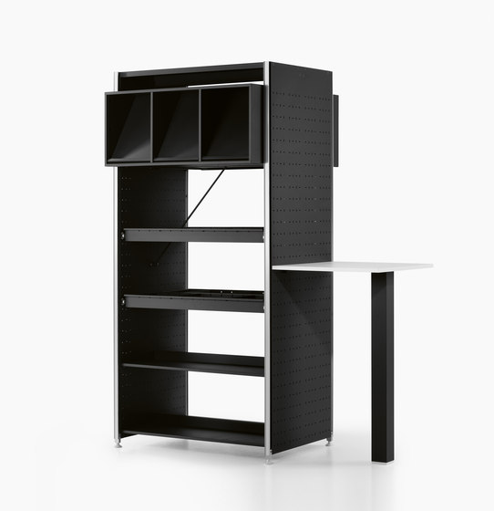 Marciana Library Shelving by Guialmi | Shelving